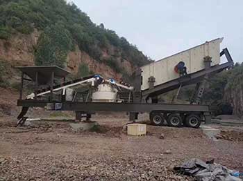 crawler type mobile crushing plant youtube