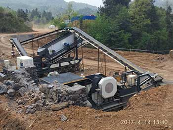 Mobilejawcrusher In Philippines Shanghai Peiyuan
