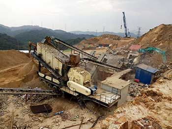 Portable Concrete Crusher for Rent
