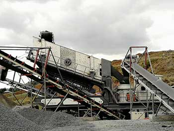 mobile coal crusher for hire in angola