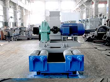 Our Modern Vertical Roller Mill Takes You Further