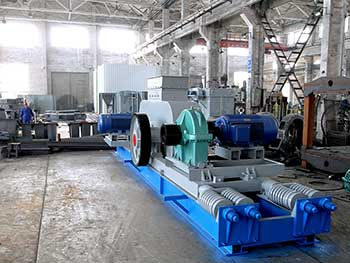 twin roll roll crushertwinshaft lumpcrusher