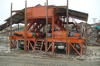 the advantages of the hydraulic double roller crusher find