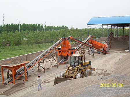 Vu Dry Sand Making System
