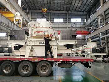 Liming Vu Dry Sand And Aggregate Making System