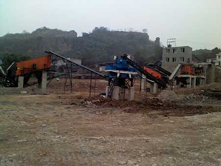 What Advanced Technology Is Used In V7 Dry Sand Making