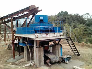 Sand Making Machine In Sa