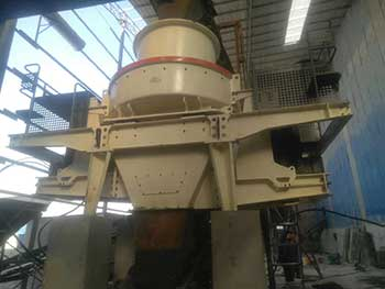 china zenith sand making machine