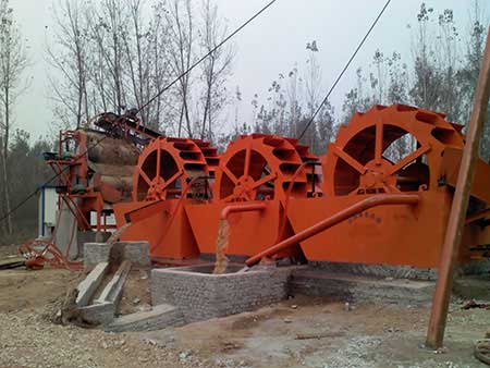 sand washing machine at rs 150000 piece