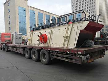 Vibrating Screen 1500X3000 Price In India