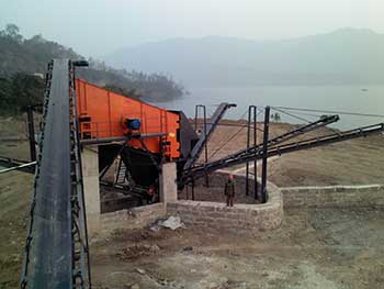 Global Linear Vibrating Screen Market 20192024 History